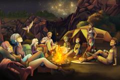 Camping Trip (FE3H)